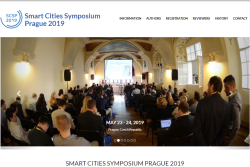 Smart Cities Symposium Prague 2019